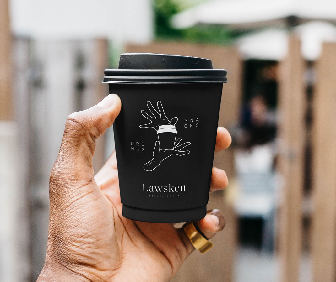 Lawsken Coffee Truck